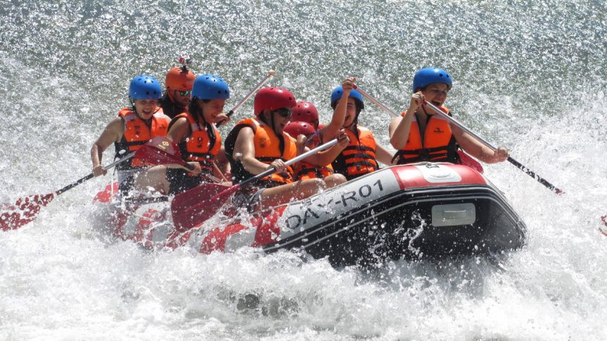 Abarán Kayak, Aventuras por el Río Segura