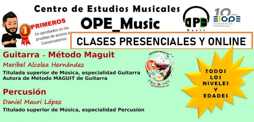 Centro de Estudios Musicales Ope Music Archena