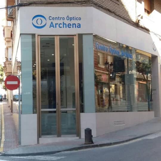 Centro Óptico Archena