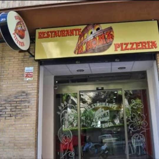 Restaurante Droma Abarán