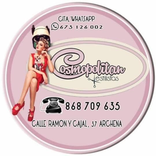 cosmopolitan estilistas peluquerías archena