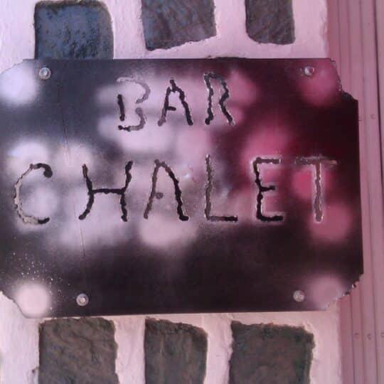 Bar Chalet Blanca